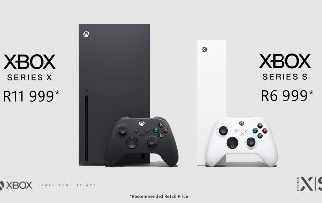 Next gen Xbox prices South Africa