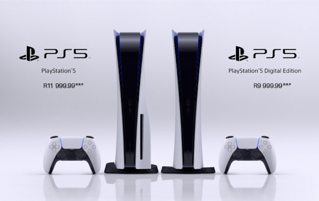 PS5 and PS5 Digital South African Pricing