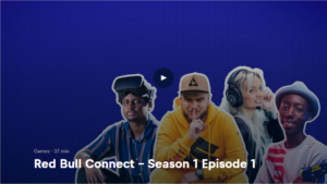 Gaming Segment Red Bull Connect
