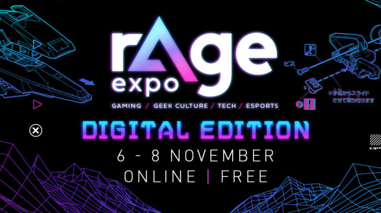 rAge Expo South Africa Online 2020 6 - 8 November