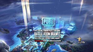 The online community focuses on PUBG Mobile, with fun rooms and tournaments for casual gamers